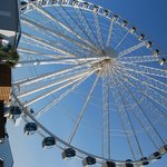 Sky Wheel off Boardwalk
