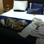 Room service and accessories