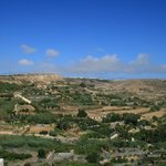 Looking across the valley to Zebbug