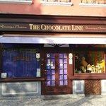 チョコレート ライン