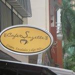 World's bestcafe con leche around the corner