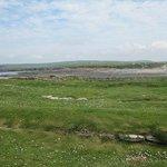 Brough of Birsay looking back towards Mainland