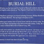 Burial Hill Momument