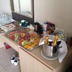 our pre wedding supprise