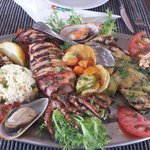 Seafood Platter (for 2)