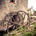 The old Mill Waterwheel