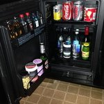 Mmmm...Mini-Bar in the room