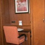 Desk Area/Closet