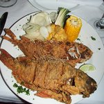 Whole Fish from El Pilon
