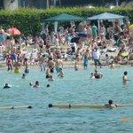 Geneva beach