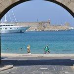 Day trip to Rhodes