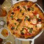 Pizza eco bio