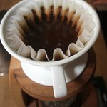 Kalita doing it's thing...