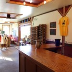 Visit our intimate tasting room