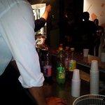 Open bar grazie luca
