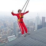 My Edgewalk at CN Tower
