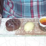 The Cafe Gourmand - dessert for the undecided
