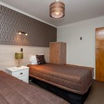 One Bedroom Unit with Single Beds in the Bedroom