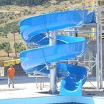 The slide - if you dare!!