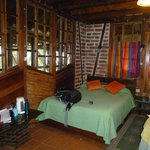 Our spacious & comfortable Lodge