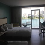 queen suite with bay view