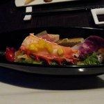 Appertizer- crab salad