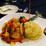 Fabulous dinner