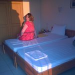 Look of the room (two beds)