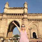 Great way to see the Gateway of India.