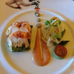 Le Cirque's lobster salad is a must, just look at it!