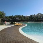 piscinas grandes