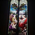 Beautiful stained glass windows