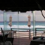Azur view!