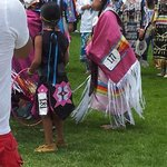 Native American dancers dancing multiple traditional dances