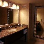 bathroom 24th floor East Tower