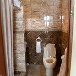 Beautiful tiled bathrooms