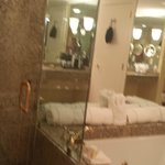 bathroom (1 of 2 in suite)