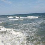 The magnificent ocean at Sandbridge!