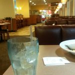No one here, so why is my drink still empty?