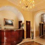 Accueil hotel