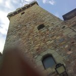 Tower in Caceres