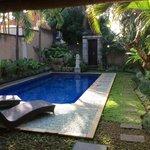 Deluxe Villa #10 - pool & garden