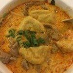 My yummy laksa