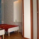 Арина апартаменты Спальня
