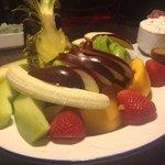 Fruit Salad Cafe Milano