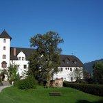 Schloss Thannegg im Sommer