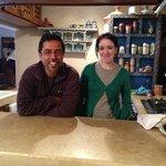 Nos hôtes Kamal et Naïma
