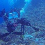 Giò Dive underwater