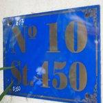 Hotel Address - Number