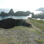 The Lizard and Kynance Cove